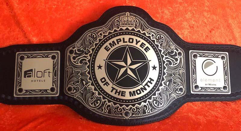 Economy Style Belts - Wildcat Championship Belts