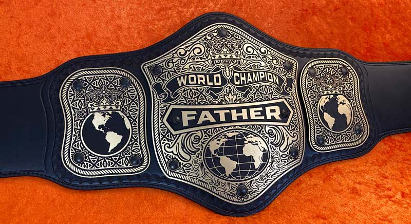 Victory Style Belts - Wildcat Championship Belts