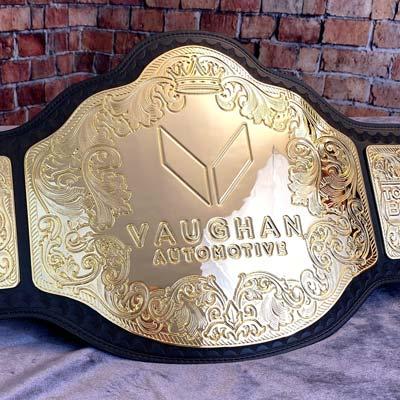 Premium Style Belts - Wildcat Championship Belts