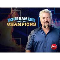 Guy Fieri's Tournament of Champions - Wildcat Championship Belts