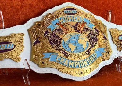 BCW Womens Championship Belt