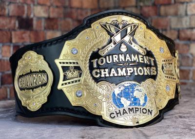 Guy Fieris Tournament of Champions Belt