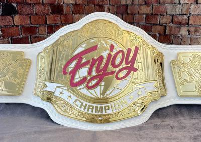 Enjoy Wrestling championship
