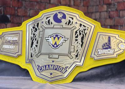 FWF Figure Wrestling Federation World Championship