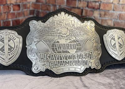ISCW Wrestling Championship